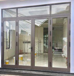 lắp đặt cửa nhôm ở Nghệ An
